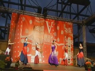 video 02 Ballet Flamenco Sonia Moreno V Feria Abril Las Palmas de Gran Canaria 2012