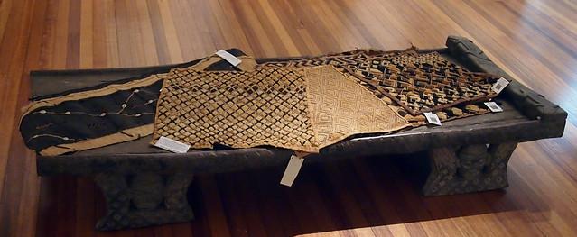 Bamileke Bed For Sale