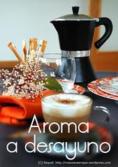 Aroma a desayuno