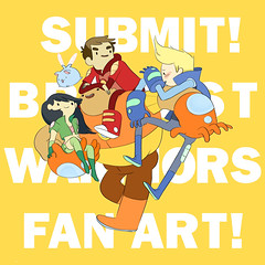 Submit! Bravest Warriors Fan Art!