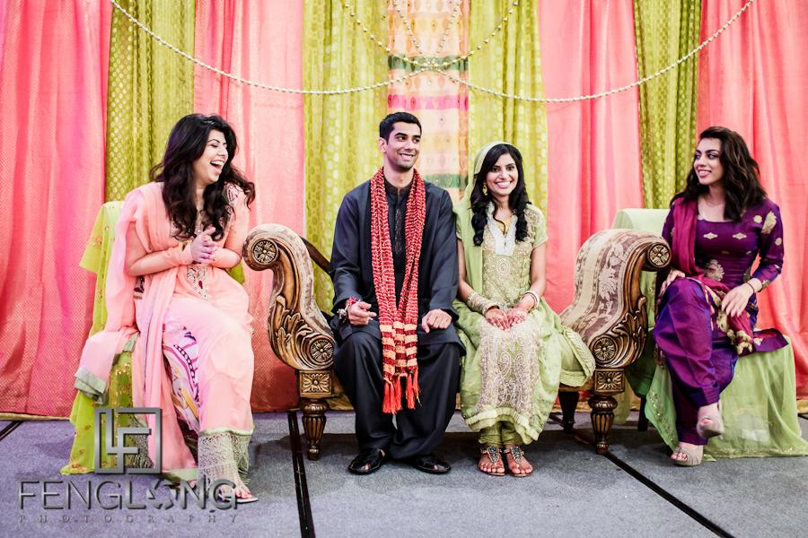 Abbas & Kiran's Wedding Day 1 | Occasions Event Hall | Atlanta Indian Pakistani Bangladeshi Wedding Photographer