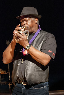 Joe McPhee on Pocket Trumpet