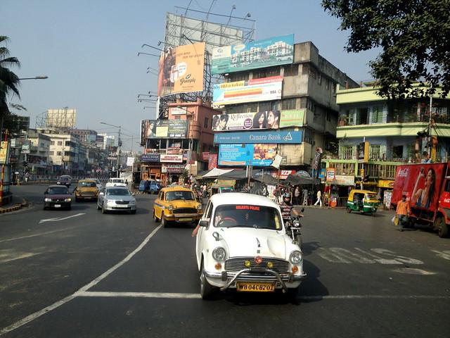 Cars, Calcutta, India