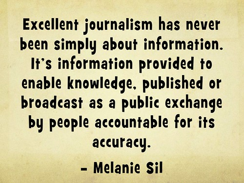 journalism's public service functions: accountability, timeliness and accessibility @melaniesill #openjournalism