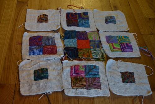 Blankie squares