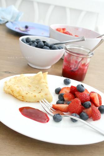 Pfannkuchenzeit
