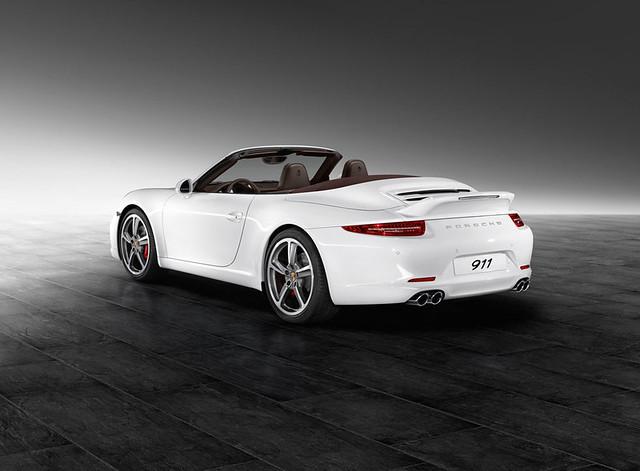 911 Carrera Cabrio with Sport Design-Paket