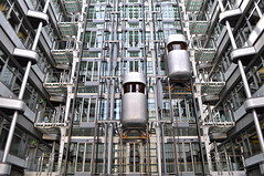 Elevator #1 Missing - Ludwig Erhard Haus