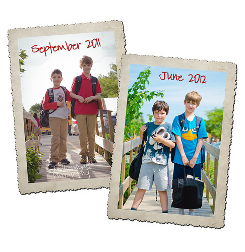First and last day of school 2011-2012