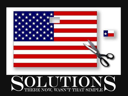 Texas Secession