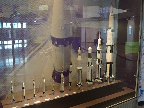 Alle NASA-Raketen bis Saturn V