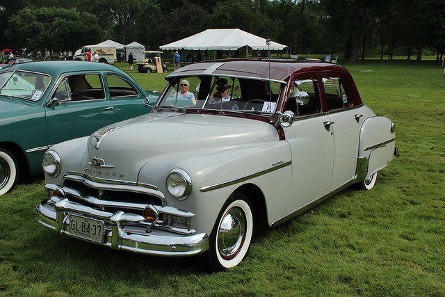 1950 plymouth special deluxe 4 door flickr photo sharing