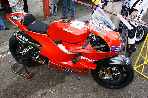 Ducati Desmosedici 800, ex-Casey Stoner
