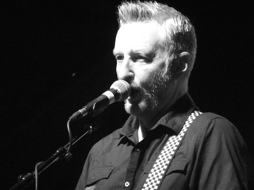 Billy Bragg at Ottawa Bluesfest 2012