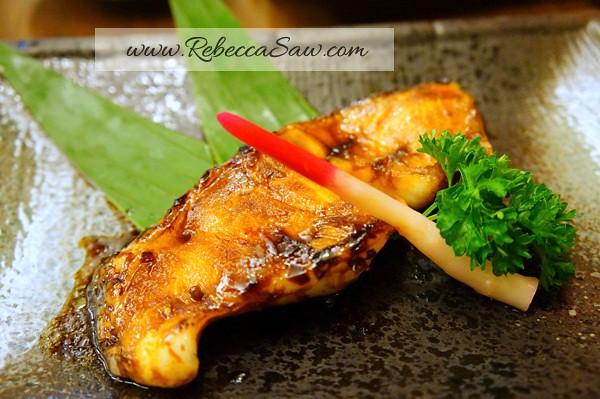 shokudo japanese restaurant - Armada Hotel-001