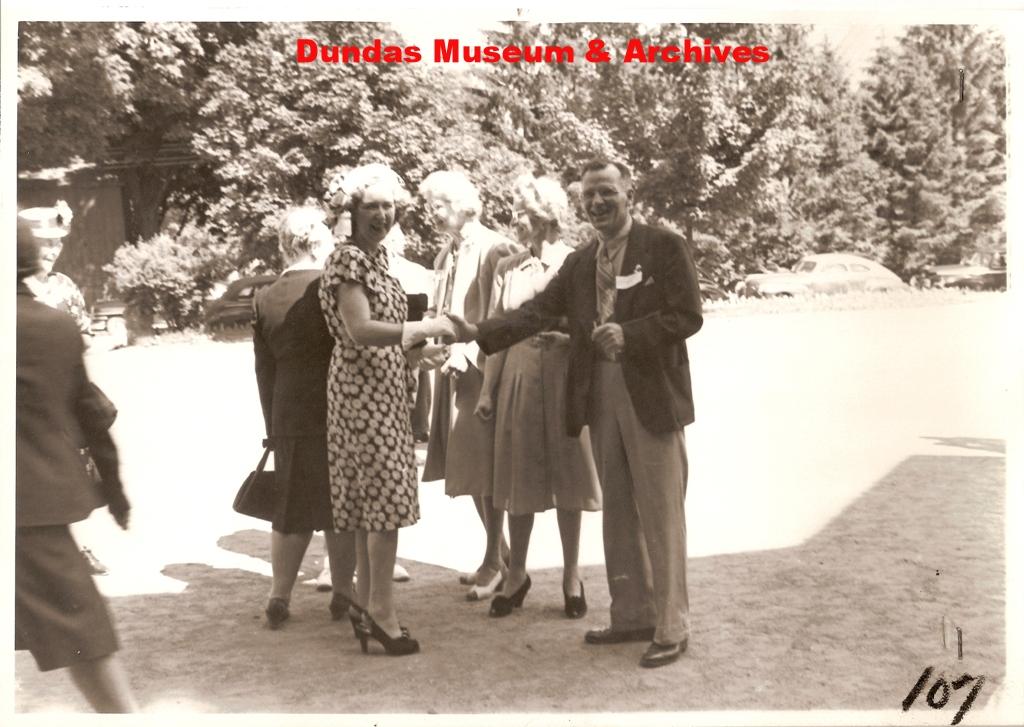 Dundas Centennial (1947) school reunion