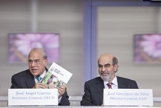 Launch of the OECD-FAO Agricultural Outlook 2012