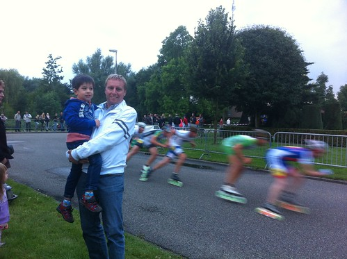 Skeeler marathon in Ommen