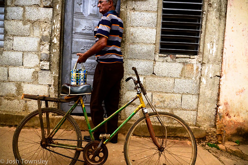 Bicycle scenes from Cuba by Josh Townsley--6