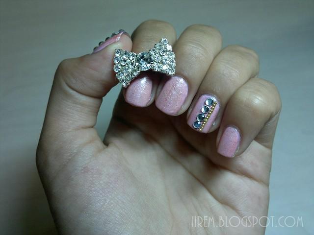 Pretty Pink Manicure (4)