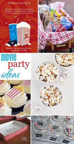 Movie-Party-Craft-and-Sweets-Ideas