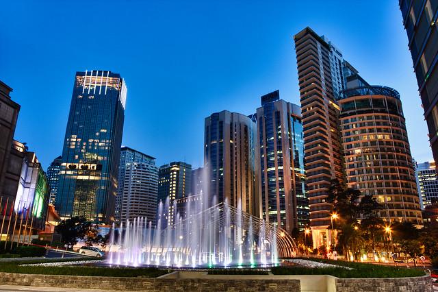 Kuala Lumpur - Flickr CC glowform