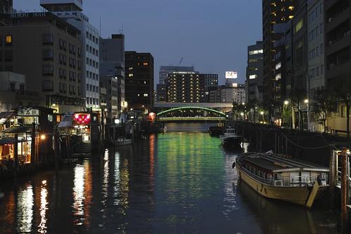 Asakusa-Bashi at Tokyo