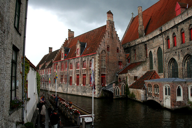 Brugge is about to storm