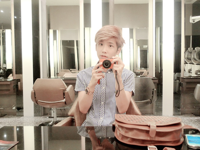 typicalben camwhore at action hair salon 2