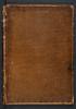 Binding of Abulcasis: Liber servitoris de praeparatione medicinarum simplicium