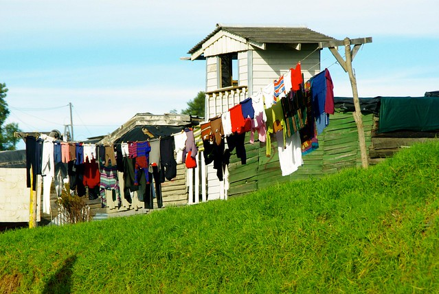 clothes-hanging-knysa-south-africa