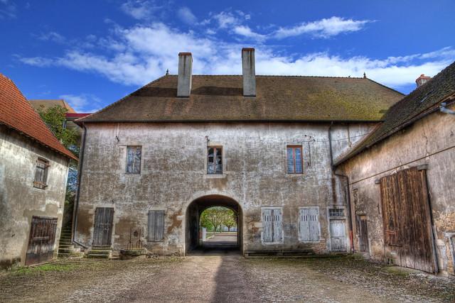 Random Shot 007 French Farmhouse