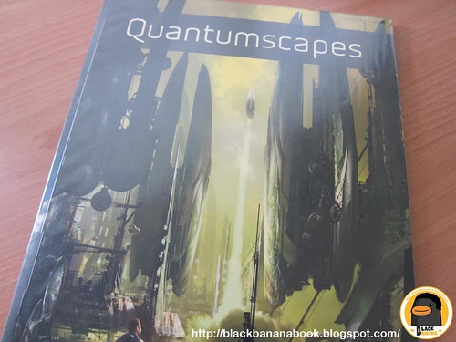 Quantumscapes The Art of Stephan Martiniere_cover