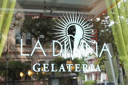 La Divina Gelateria. Photo by George Ingmire