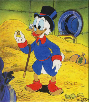 Scrooge McDuck - Inspiration (1)