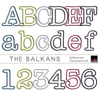 The Balkans Alpha 2