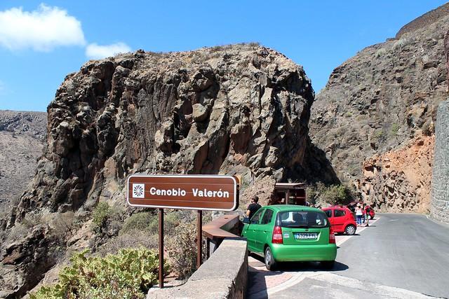 Cenobio de Valerón - Gran Canaria