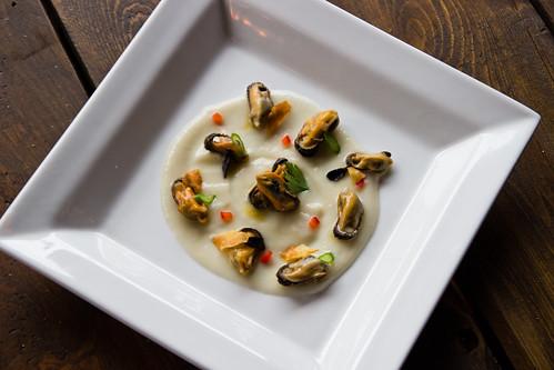 Mussels at Emilia Romagna