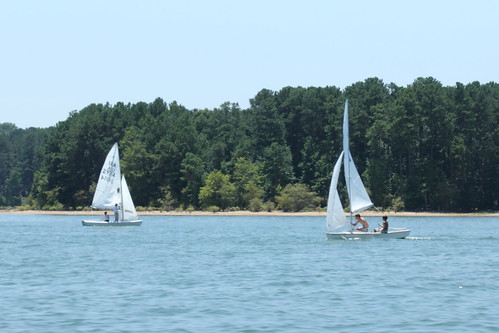 Saturday sailing competition