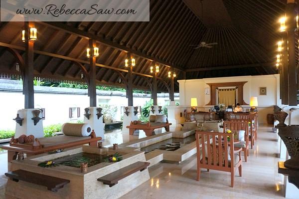 spa village - pangkor laut resort rebeccasaw