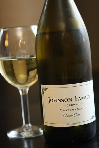 Johnson Family 2011 Chardonnay