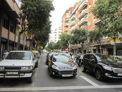 バルセロナの街 2012.6.7 by Poran111