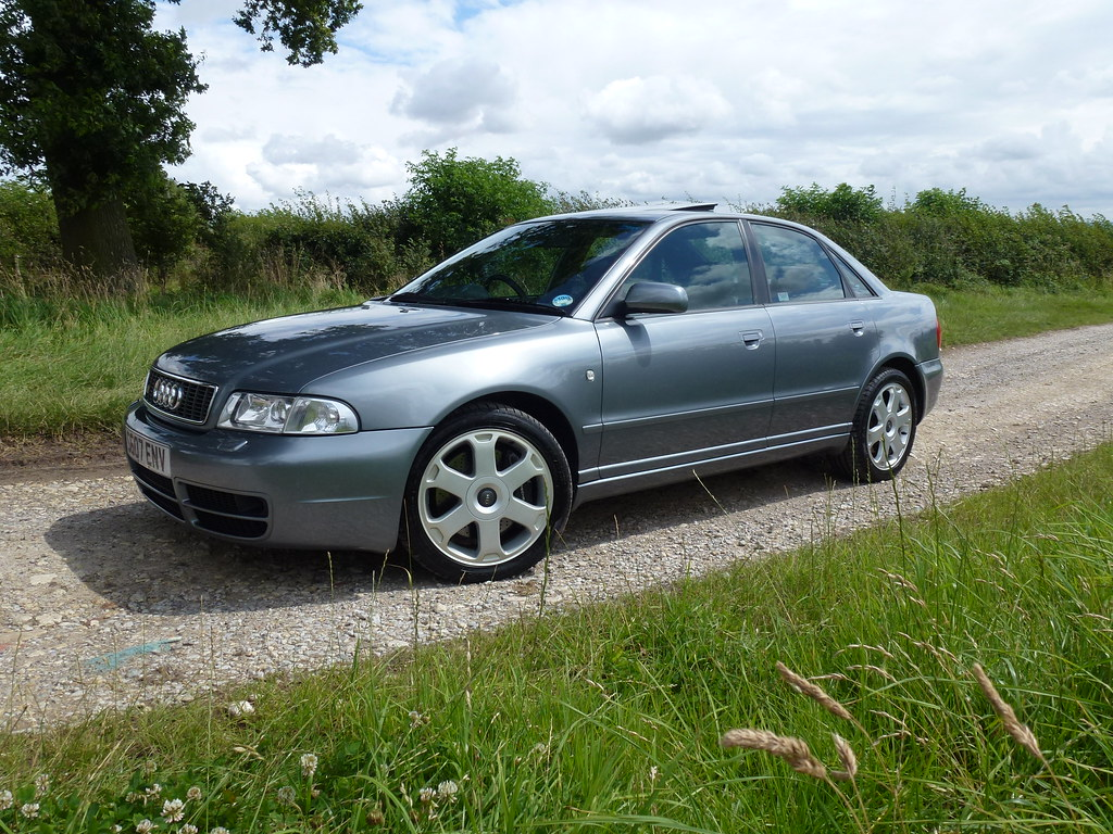 1998 audi s4 b5 for sale agate grey very low miles. Black Bedroom Furniture Sets. Home Design Ideas