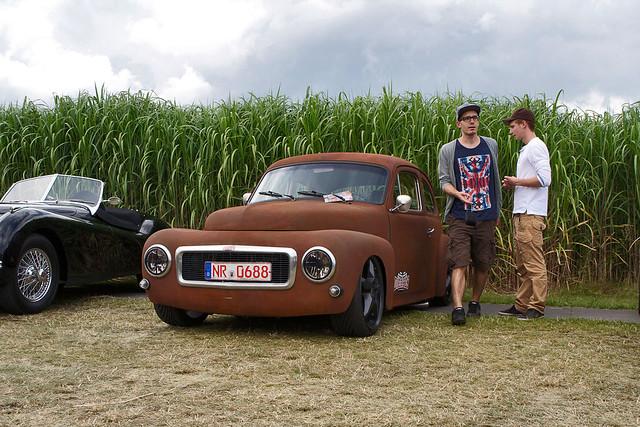 Schloß Dyck // Classic Days 2012