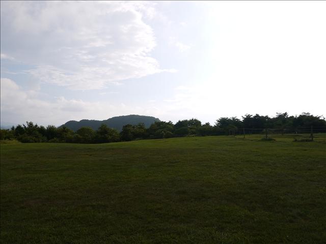 内山牧場キャンプ場でキャンプデビュー