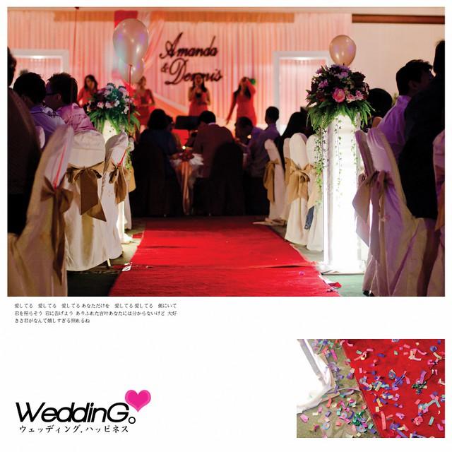 Amanda & Dennis Wedding Reception20