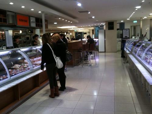 Sushi Bar (left)