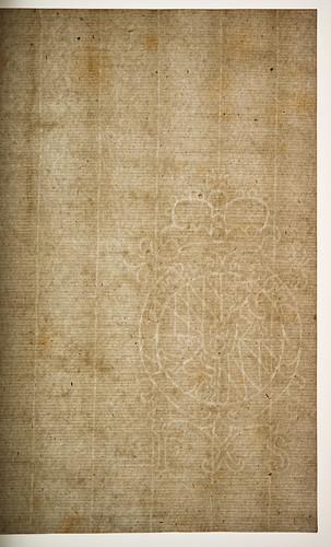 Watermark from Albertus Magnus [pseudo-]: Secreta mulierum et virorum (cum commento)