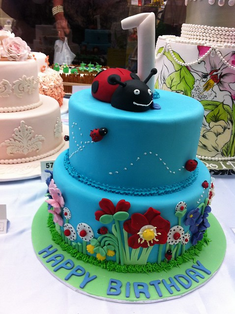 Cake Decorating Competition Tv Show : Cake Decorating Competition at Brisbane Ekka Exhibition # ...