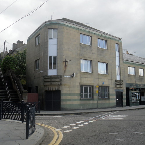 Art Deco Building, Bo'ness
